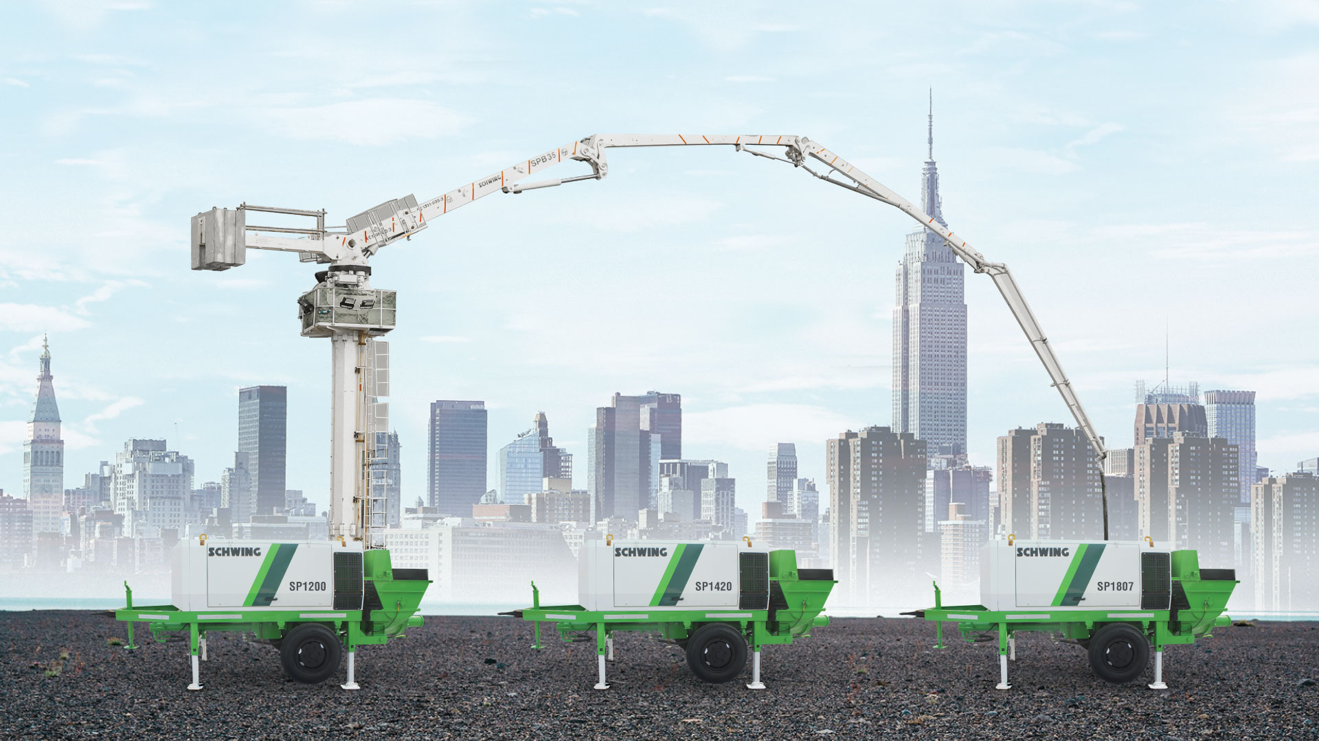 Schwing Stetter India | Total Concrete Solution