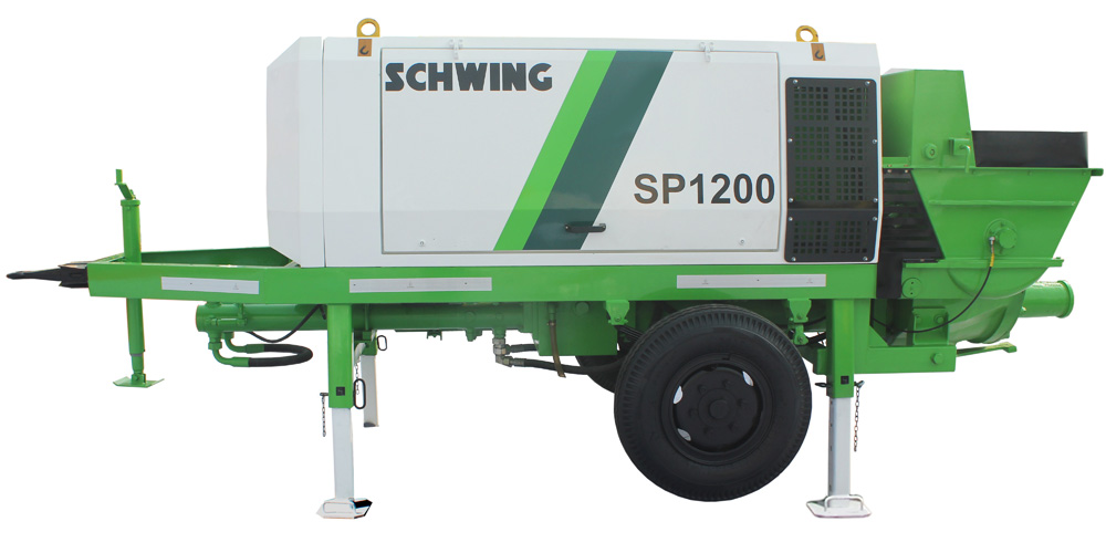 SP 1200 | Schwing Stetter India