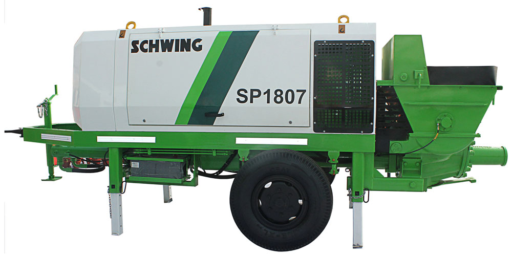 SP 1807 | Schwing Stetter India