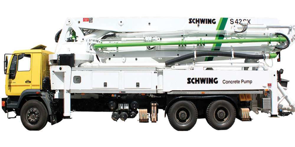 S43SX | Schwing Stetter India